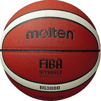 Geschmolzene BASKETBALL BG3800 COMPOSITE FIBA GENEHMIGT