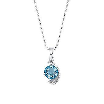 amor halskjede med sølv kvinners anheng - 2012787