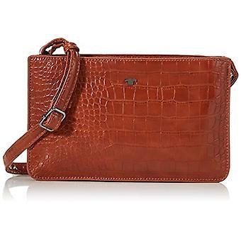 Tom Tailor Acc Maris, Women's Shoulder Bag, Crocus Brown, S