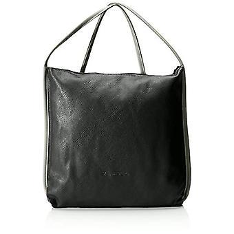 Fritzi aus Preussen Flori - Backpacks Woman, Black, 4x33x34 cm (W x H L)