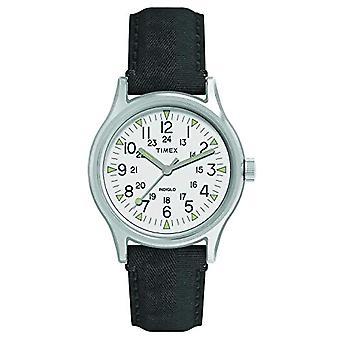 Timex Analog Watch Miesten kvartsi nailonhihnalla TW2R68300