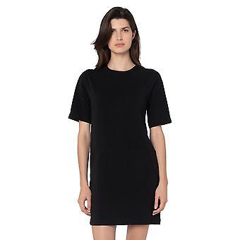 Womens Copenhagen Short Sleeve Dress With Pockets