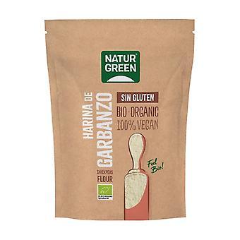 Organic gluten-free chickpea flour 500 g of powder