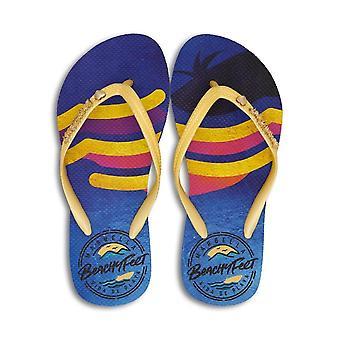 BeachyFeet Womens/Ladies Flip Flops