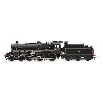 הורנבי BR רגיל 4MT מחלקה 4-6-0 75053 עידן 4 דגם רכבת