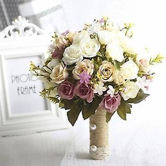 Wedding Bouquet Handmade Artificial Flower