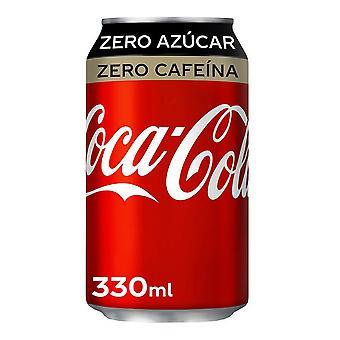 Forfriskende Drink Coca-Cola Zero Zero (33 cl)