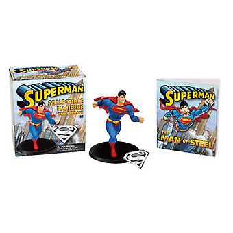 Superman Collectible Figurine and Pendant Kit by Lemke & Donald