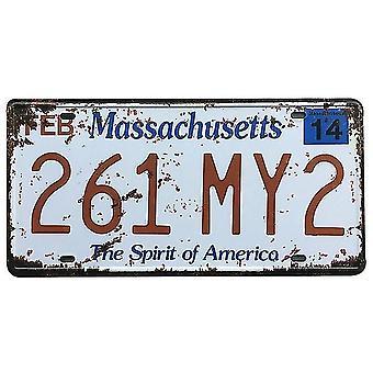 neu mpa2092 die Vereinigten Staaten Auto Metall Nummernschild Vintage Wohnkultur sm56484