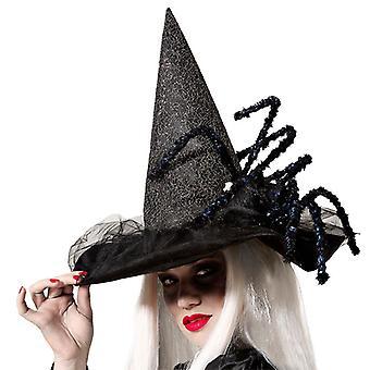 Klobúk čarodejnice pavúk