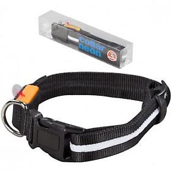 Arppe Adjustable Collar Nylon Neon (Dogs , Collars, Leads and Harnesses , Collars)