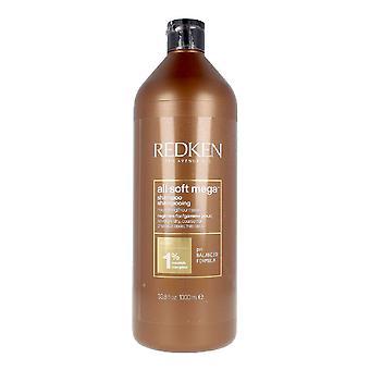 Ravitseva shampoo Kaikki pehmeä Mega Redken (1000 ml)