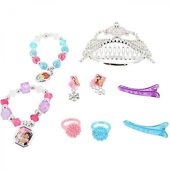 Disney Princesses 9 Pieces Jewelry