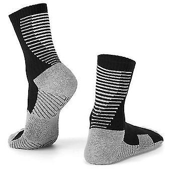 Sokker fodbold sokker team sport sokker udendørs fitness åndbar hurtig tør sokker slidstærke atletiske sokker anti-skid sokker til voksne unge børn