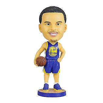 Stephen Curry Action Figure Statue Bobblehead Basketball Doll Decoration