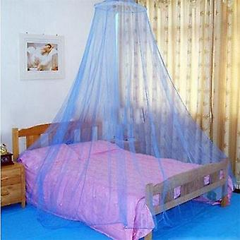 Extérieur Rond Lace Insect Bed Canopy Netting Rideau Hung Dome Moustiquaires