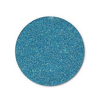 LAST FEW - Enkele lichtblauwe A4-vel glitterkaart voor ambachten   Gekleurde kaart voor ambachten