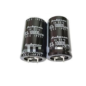 10000uf Säteittäinen Dip Alumiini Elektrolyyttikondensaattorit
