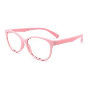 Occhiali quadrati anti-blu, occhiali riflettenti telaio ottico computer
