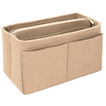 2x Bag Inserts - Beige(Beige)