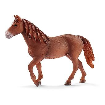 Boerderij World Morgan Horse Mare Toy Figure