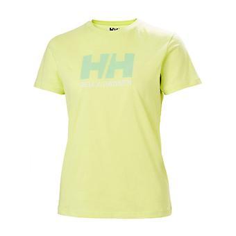 Helly Hansen W Logo Tshirt 34112379 universal all year women t-shirt