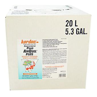 Kordon Concentrated Pond AmQuel + - 5 Gallons