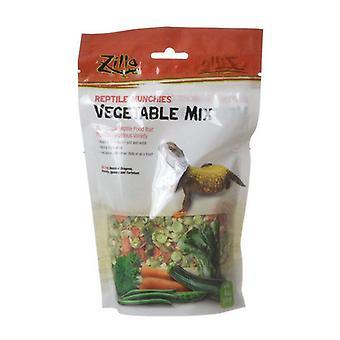 Zilla Reptile Munchies - Gemüsemischung - 4 oz