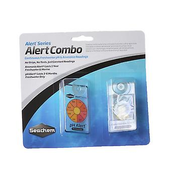 Seachem Alert Series Alert Combo - 1 Pack - (3-6 Month Alert)