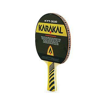 Karakal KTT-300 3 tähden standardi 7 vaneri basswood 2mm sieni pöytätennis maila