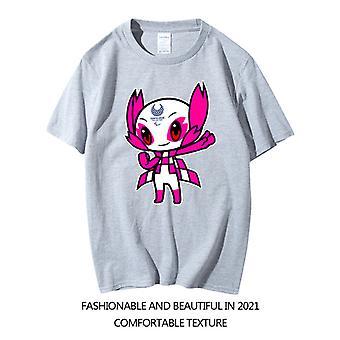 Tokion olympialaiset & paralympialaiset T-paita Someitylle