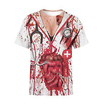Halloween rongyos Sexy Scary Múmia jelmezek Blood Sexy Nurse jelmezek a nők