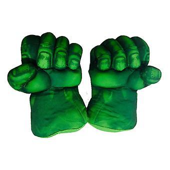 Kinder Stil Spider-Man / American Captain / Green Giant Glove Rollenspiel Rollenspiel Kleidung Avengers Spiel Handschuhe