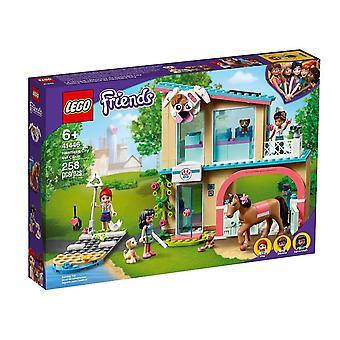 Qian Lego 41446 Przyjaciele Heartlake City Vet Clinic