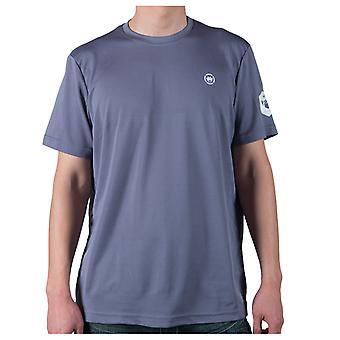 Dethrone Performance T-Shirt - Steel