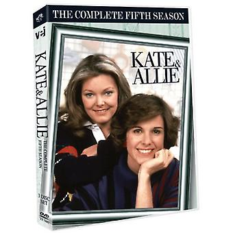 Kate & Allie: 5th Season [DVD] USA import