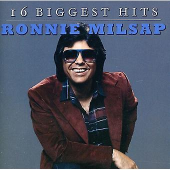 Ronnie Milsap - 16 största Hits [CD] USA import