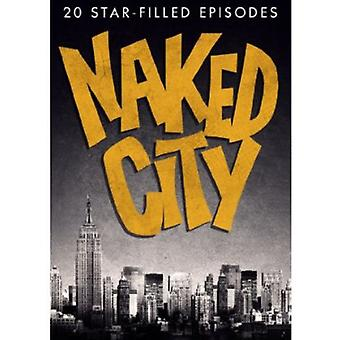 Ciudad desnuda - Naked City: 20 Star-Filled episodios [DVD] USA importar