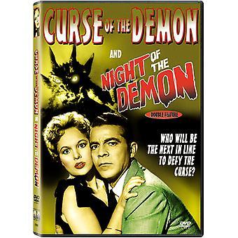 Maldição da importação EUA demônio [DVD]