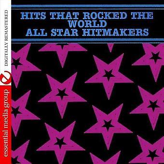 Raakt dat Rocked de wereld-All Star Hitmakers - Hits dat Rocked de wereld-All Star Hitmakers [CD] VS importeren