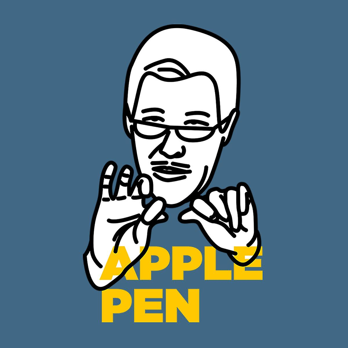 Pikotaro PPAP Pen Pineapple Apple Pen Men's Hooded