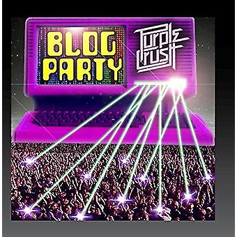 Purple Crush - Blog Party [CD] USA import