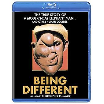 Being Different (1981) [Blu-ray] USA import