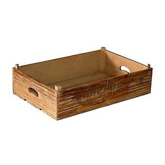 Large Stack Display Crate