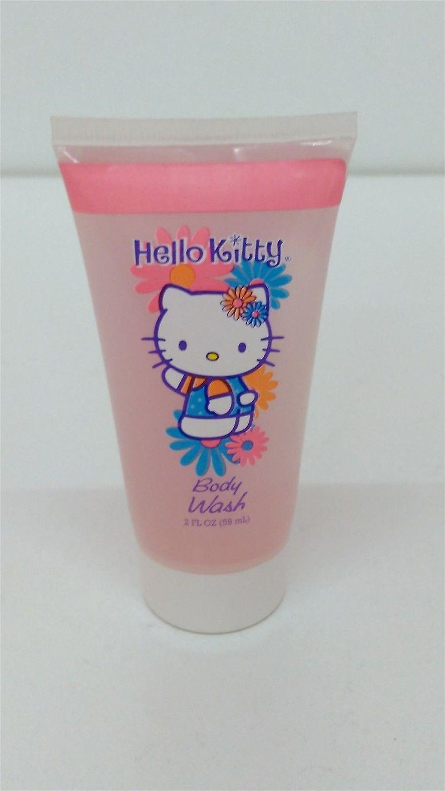 Joblot 33 Hello Kitty kroppsvask reise størrelse 33x59ml Carboot markedet
