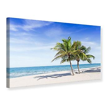 Canvas Print Thailand Traumstrand