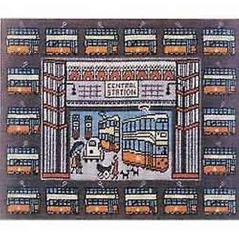 Tramscape Needlepoint Kit