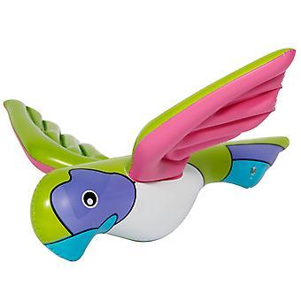 Opblaasbare Parrot pastel zomer ongeveer 60cm