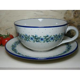 XXL single piece! Cup with saucer, 4 l vol., tradition 7 - BSN 6418