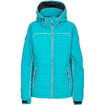 Trespass Womens/Ladies Evvy Padded Windproof Softshell Ski Jacket Coat